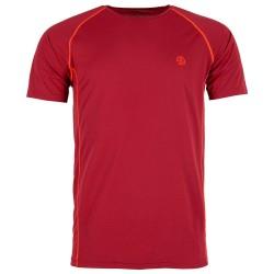 Camiseta TERNUA UNDRE-Rojo