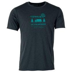 Camiseta TERNUA KITA para hombre-Gris