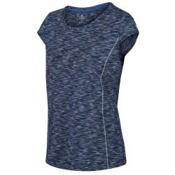 Camiseta manga corta REGATTA HYPERDIMENSION para mujer-Azul oscuro