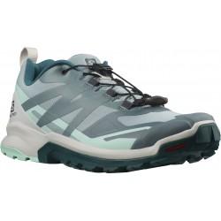 SALOMON XA ROGG 2 para mujer-Trail running y senderismo-Azul