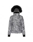 Abrigos y chaquetas de nieve para mujer